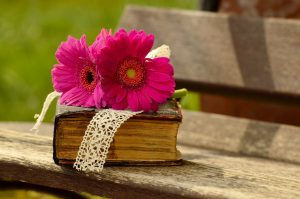 libro flor